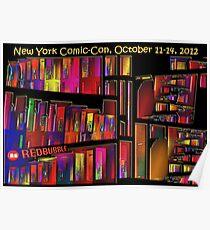 The New York Comic-Con 2012 Neighborhood Redux Poster