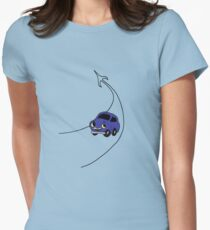 Tail Womens Fitted T-Shirt