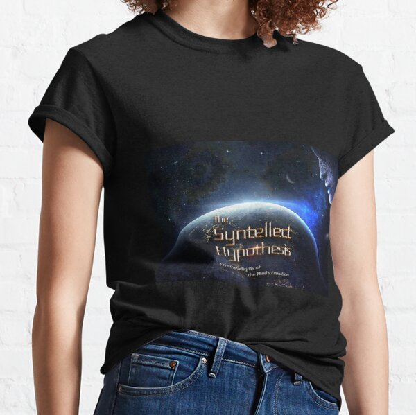 The Syntellect Hypothesis [Wide] Classic T-Shirt