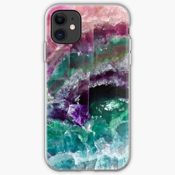 Fluorite iPhone Soft Case