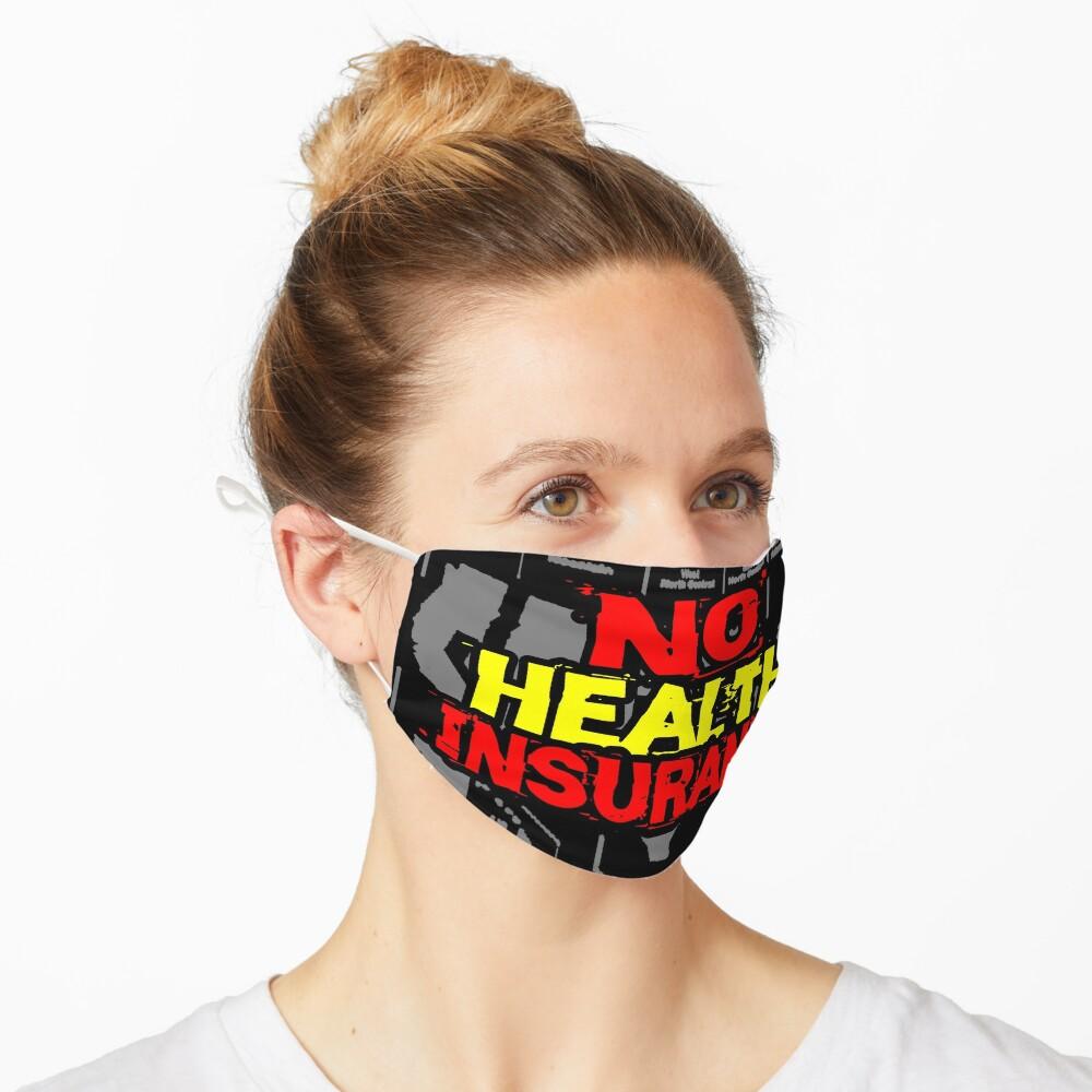 No health insurance design Mask