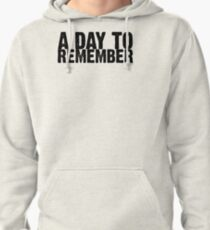 A Day To Remember - Black Pullover Hoodie