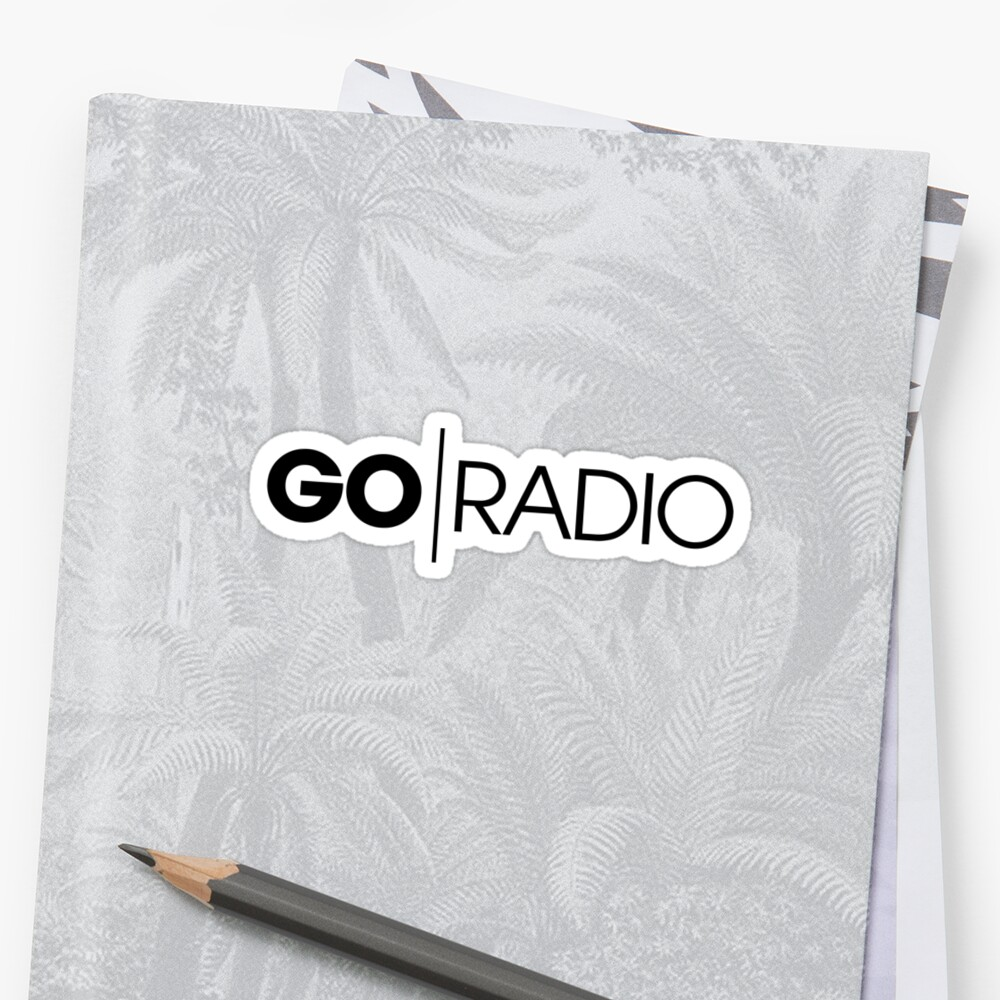 Go Radio by Kingofgraphics