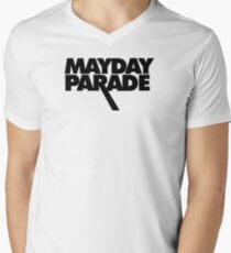 Mayday Parade Men's V-Neck T-Shirt