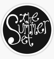 The Summer Set Sticker
