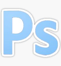 Adobe Photoshop Sticker