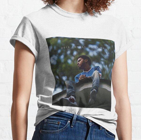 2014 Forest Hills Drive j cole Classic T-Shirt