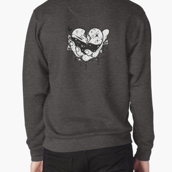 Take my heart and don't break it Pullover Sweatshirt
