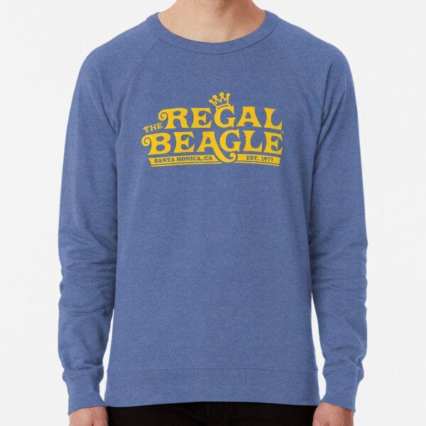 BEST SELLER! The Regal Beagle - Santa Monica, California Pub - Est. 1977 Lightweight Sweatshirt