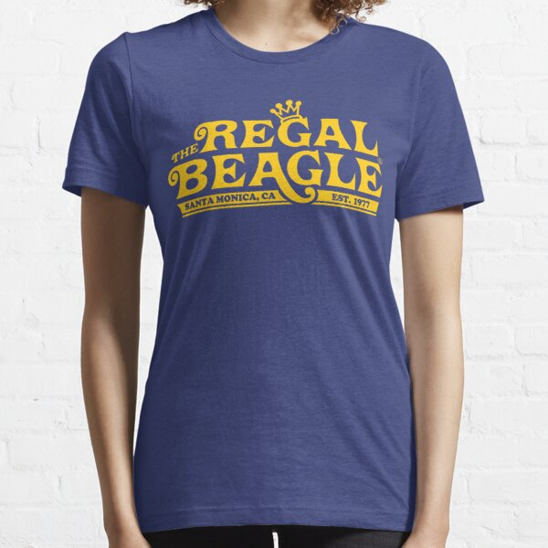 BEST SELLER! The Regal Beagle - Santa Monica, California Pub - Est. 1977 Essential T-Shirt