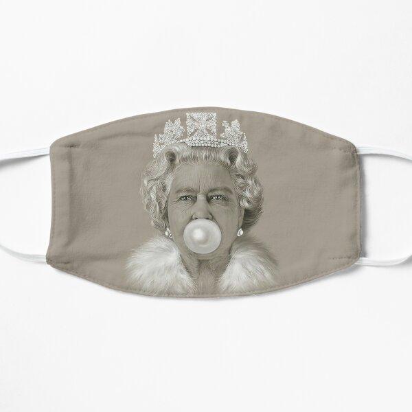 QUEEN ELIZABETH II   - BLOWING BUBBLEGUM Mask