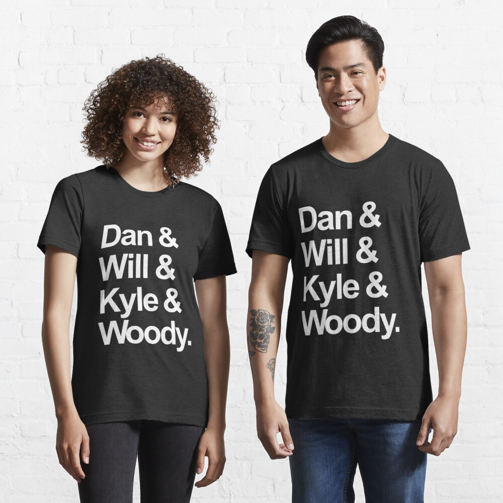 Bastille names Essential T-Shirt
