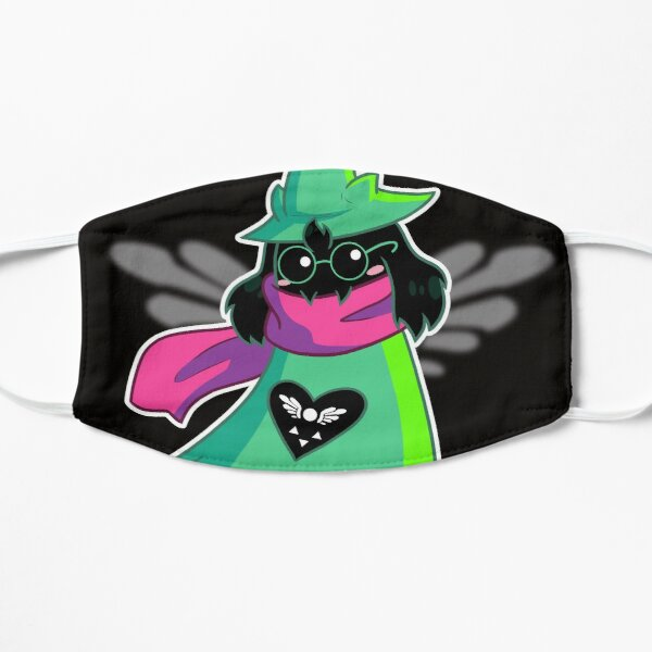 Fluffy Prince Mask
