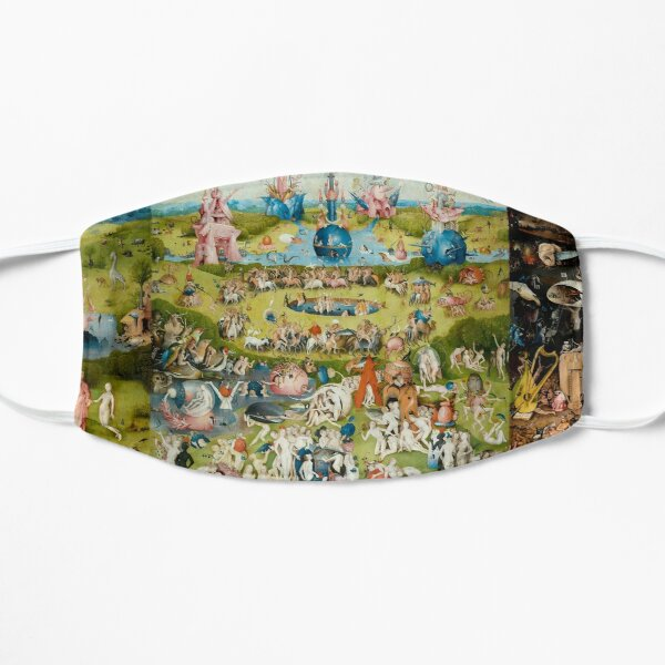 Hieronymus Bosch The Garden Of Earthly Delights  Mask