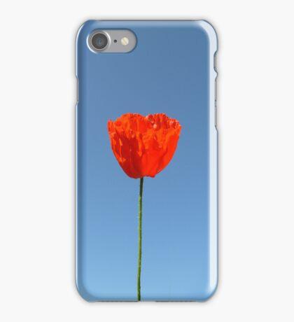 Poppy in the Sky - iPHONE/iPOD Case iPhone Case/Skin