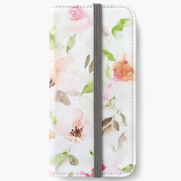 Spring Flower Collection 2020 1/10 iPhone Wallet