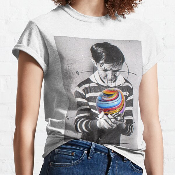 Marble found Classic T-Shirt