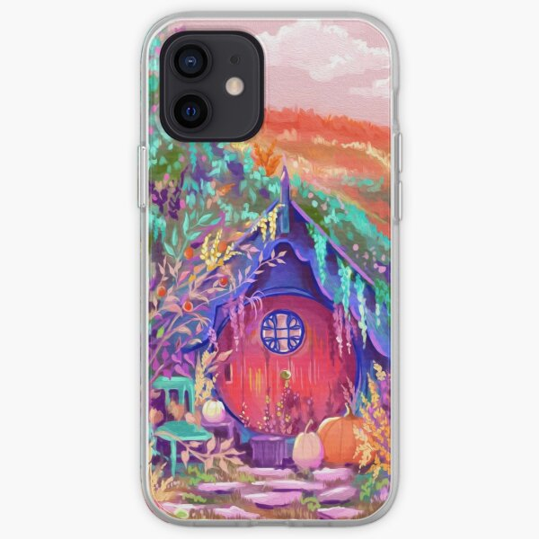 Hobbiton Shire in the Fall iPhone Soft Case