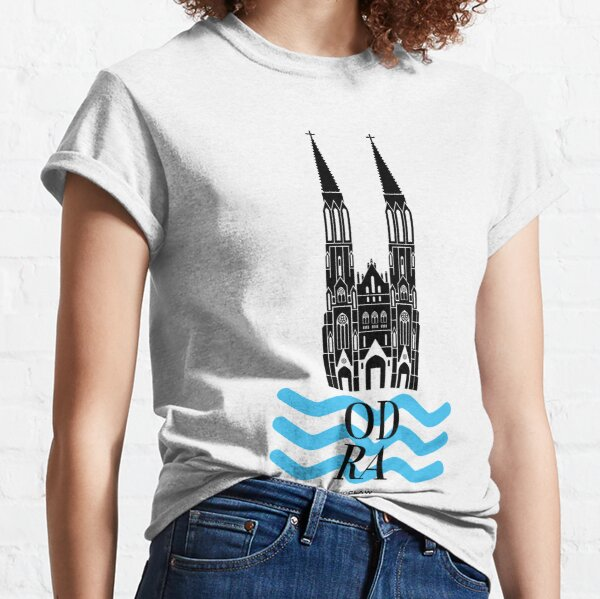 The Cathedral of Wroclaw - Ostrow Tumski Classic T-Shirt