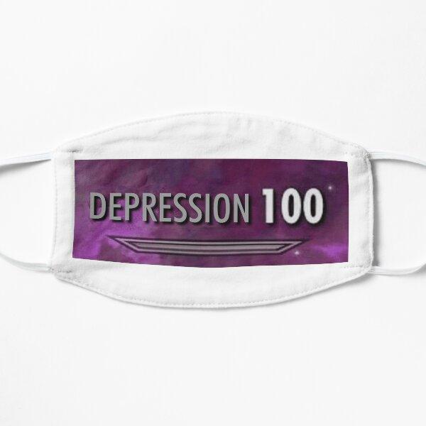 100 Dépression Skyrim Masque sans plis