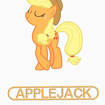 Applejack  by AwesomeCore