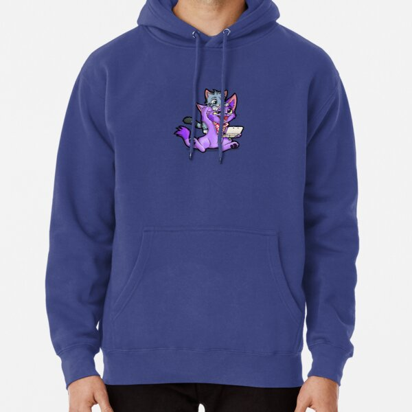 Can I play too? Pullover Hoodie