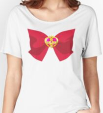 SAILOR MOON CRYSTAL COSMIC BOW Women's Relaxed Fit T-Shirt