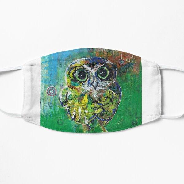 Boo - The Boobook Owl Flat Mask