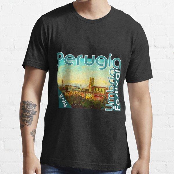Perugia Umbria Festival Italy Essential T-Shirt