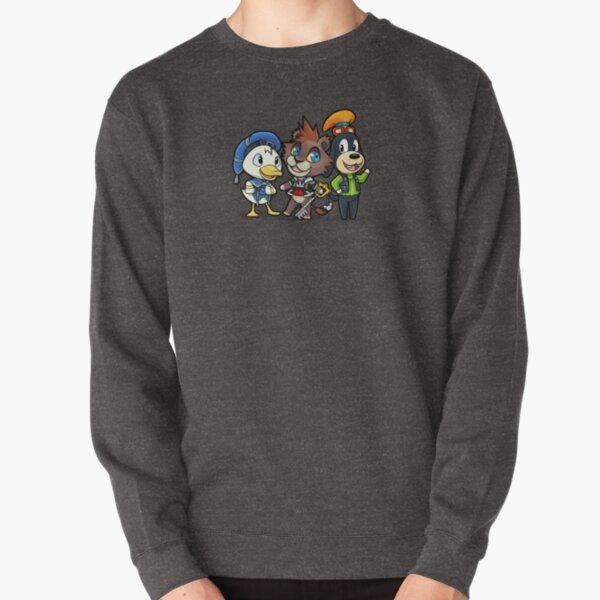 Trinity Trio Pullover Sweatshirt