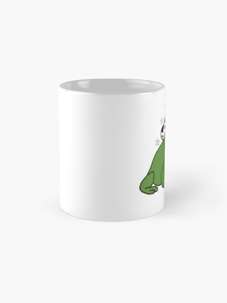 Alternate view of Frog with a cowboy hat ★ Mug