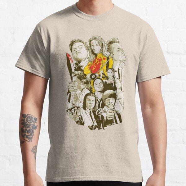 QUENTIN TARANTINO: CHARACTERS Classic T-Shirt