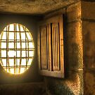 The little window in the castle... by jean-jean