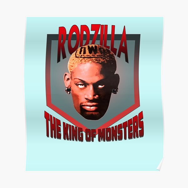 rodzilla the king of monsters Poster