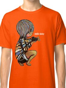 Smile Daisy Photographer Classic T-Shirt