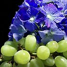 Violet and Green   by ArtBee