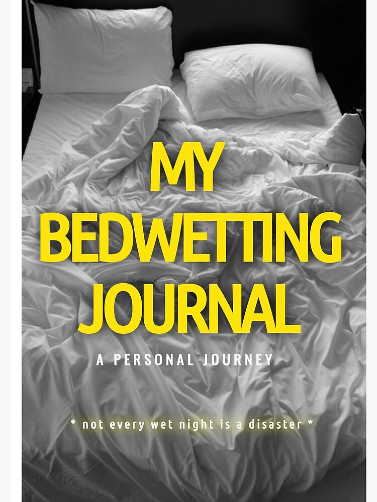 My Bedwetting Journal by RosalieBent