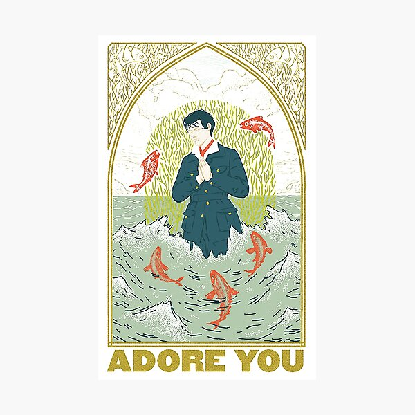 Adore You  Photographic Print