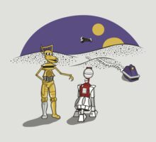 Not the Droids You're Looking For | Unisex T-Shirt