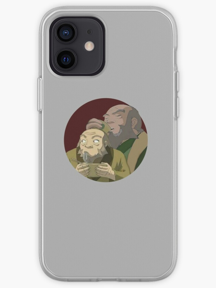 uncle iroh compilation | iPhone Case & Cover