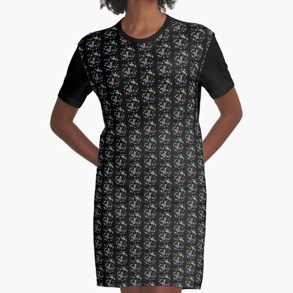 Mary Poppins- The Magical Nanny Graphic T-Shirt Dress