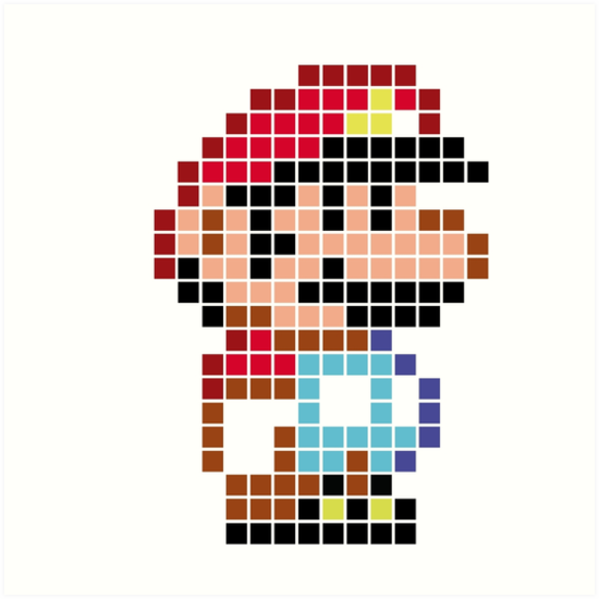 pixel art 12x12