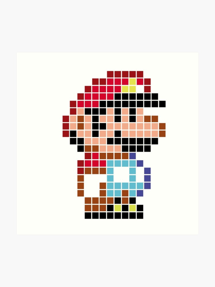 Pixel Art 24x24 Gallery Of Arts And Crafts
