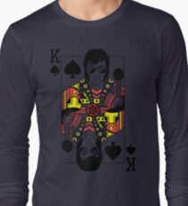 Elvis Presley Vegas Style Playing Card T-Shirt