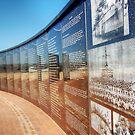 HMAS Sydney Memorial Geraldton # 5 by Eve Parry