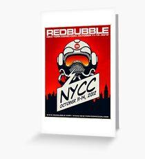 NYCC Greeting Card
