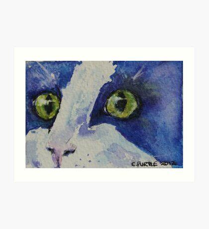 Lucy-loo Art Print