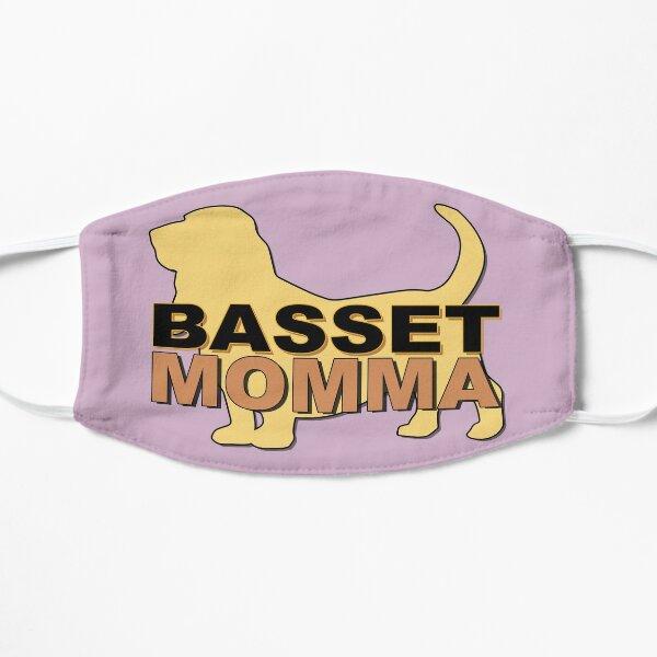 BASSET MOMMA Flat Mask
