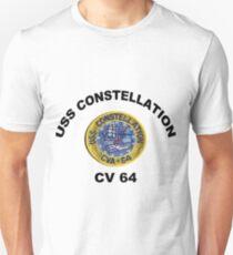 USS Constellation (CV-64) T-Shirt