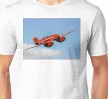 De Havilland DH88 Comet Racer G-ACSS Unisex T-Shirt